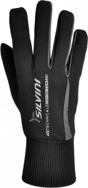 Pánske rukavice Silvini Trelca UA521M black