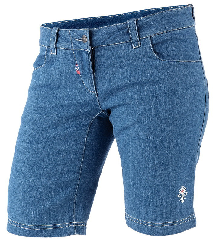 kraťasy Rafiki Slam Light denim