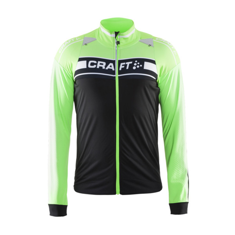 Cyklobunda CRAFT Grand Tour 1902917-9810 - čierna sa zelenou