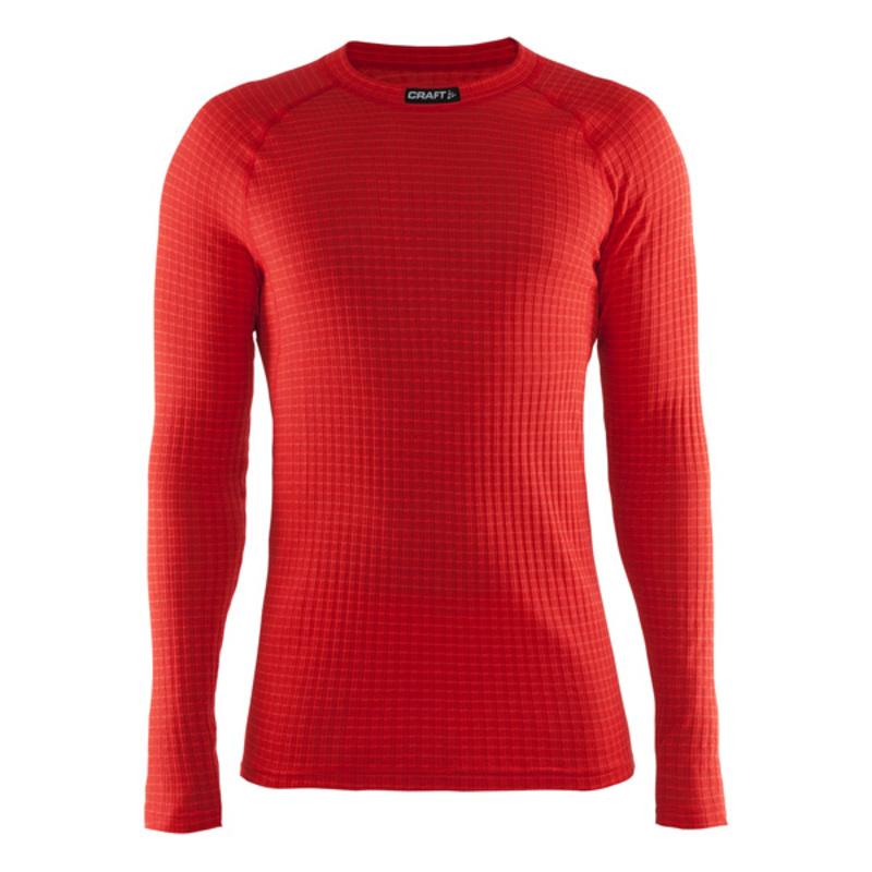 Tričko CRAFT Warm Wool 1903726-1430 - červená