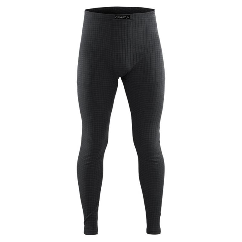 Spodky CRAFT Warm Wool 1903727-9999 - čierna
