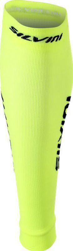 Kompresný lýtkové návleky Silvini CASTELLO UA747 neon