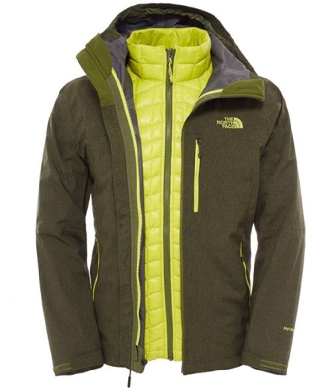 Bunda The North Face M THERMOBALL TRICLIMATE JACKET CLB1J6A