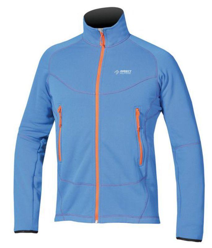 Bunda Direct Alpine Axis blue / orange
