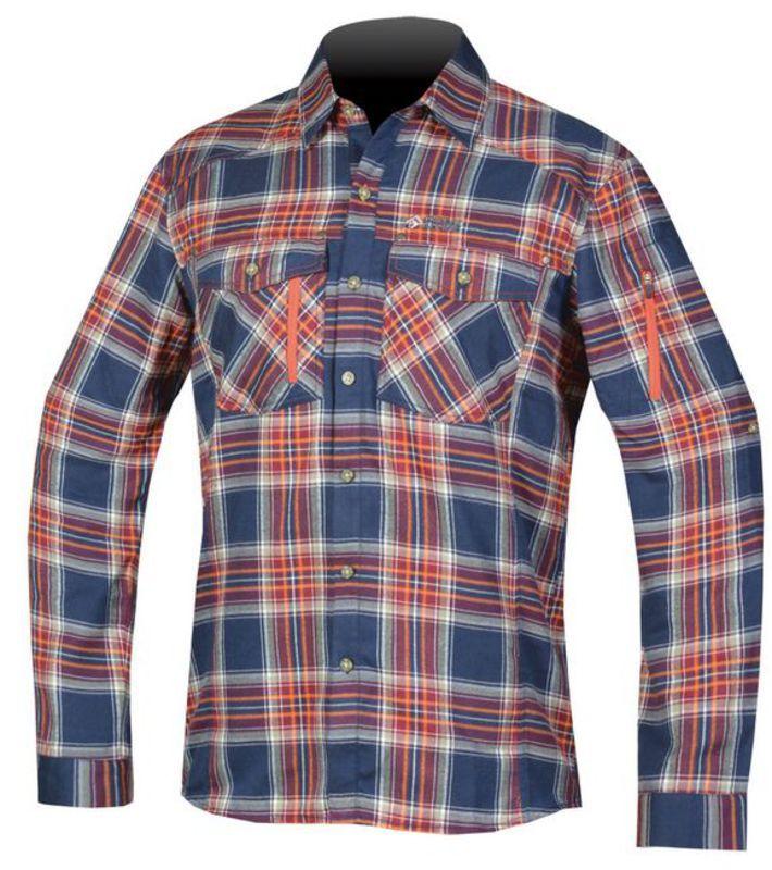 Košeľa Direct Alpine DAWSON blue