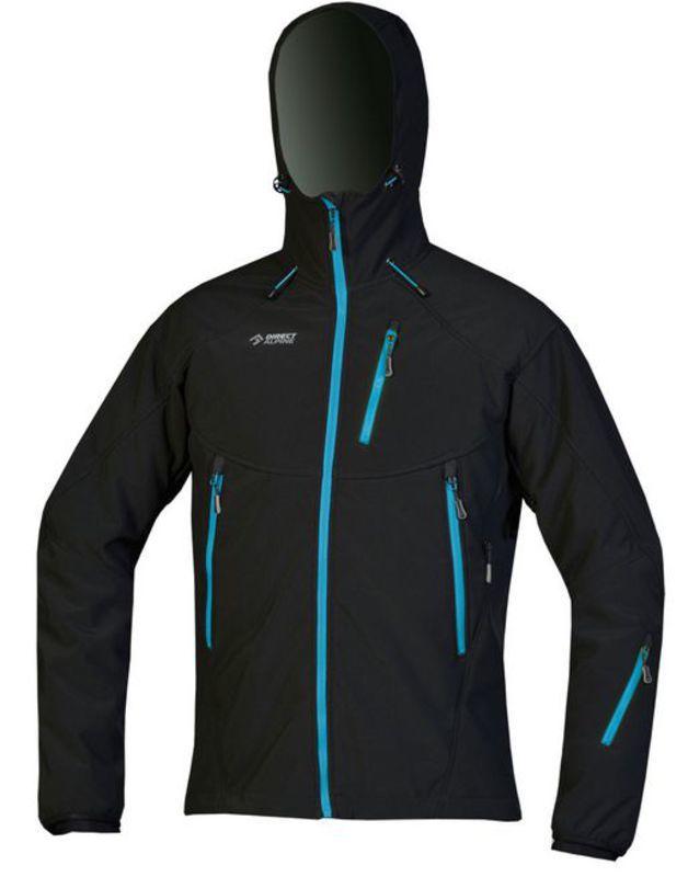 Bunda Direct Alpine Shivling black / blue