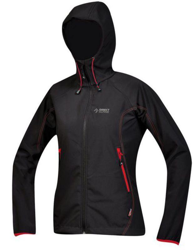 Bunda Direct Alpine Tanama black / red