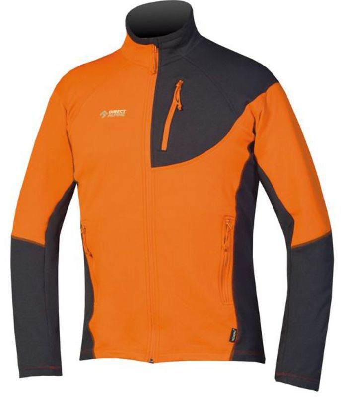 Mikina Direct Alpine Gavia orange