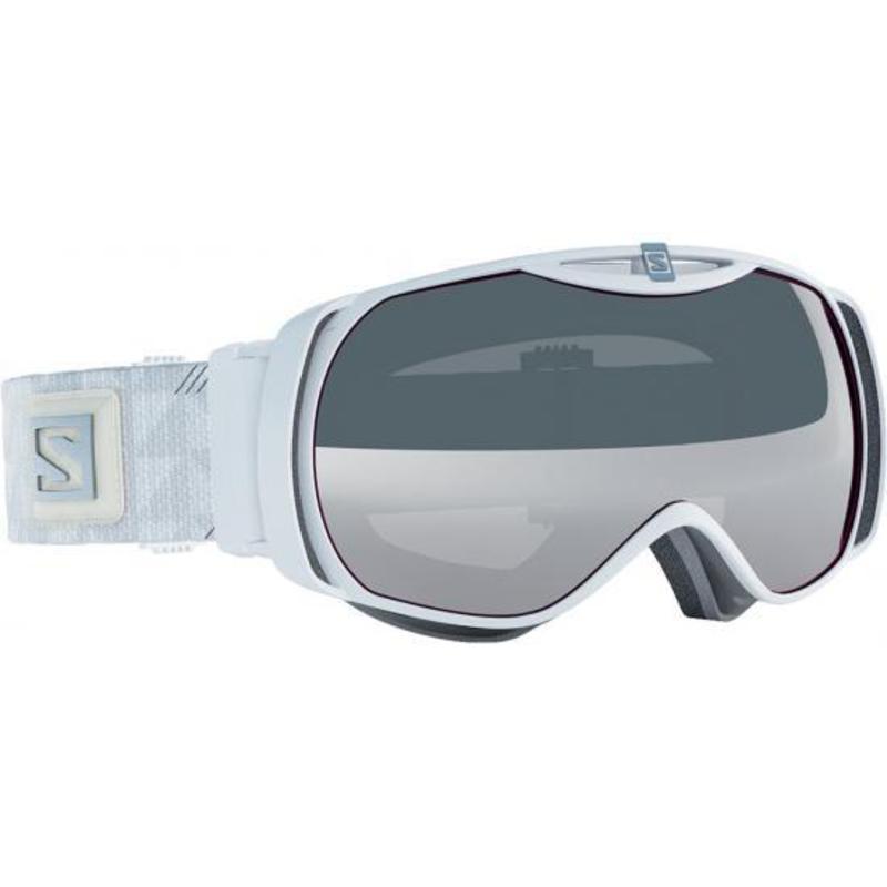 Lyžiarske okuliare Salomon XTEND S White/Univ. Amber Grey 377784