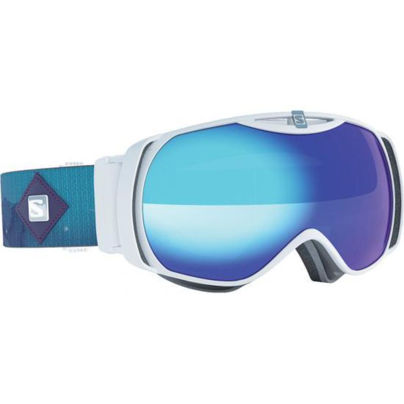 Lyžiarske okuliare Salomon XTEND S Lagoon/Univ. Mid Blue 377836