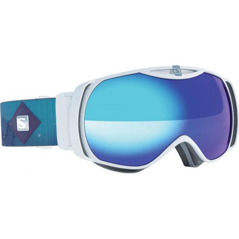 Lyžiarske okuliare Salomon XTEND S Lagoon/Solar Blue 377785
