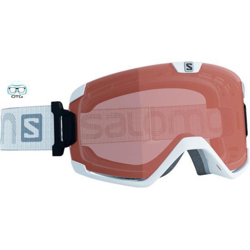 Lyžiarske okuliare Salomon COSMIC AFS ACCESS OTG White/Low Light 377884