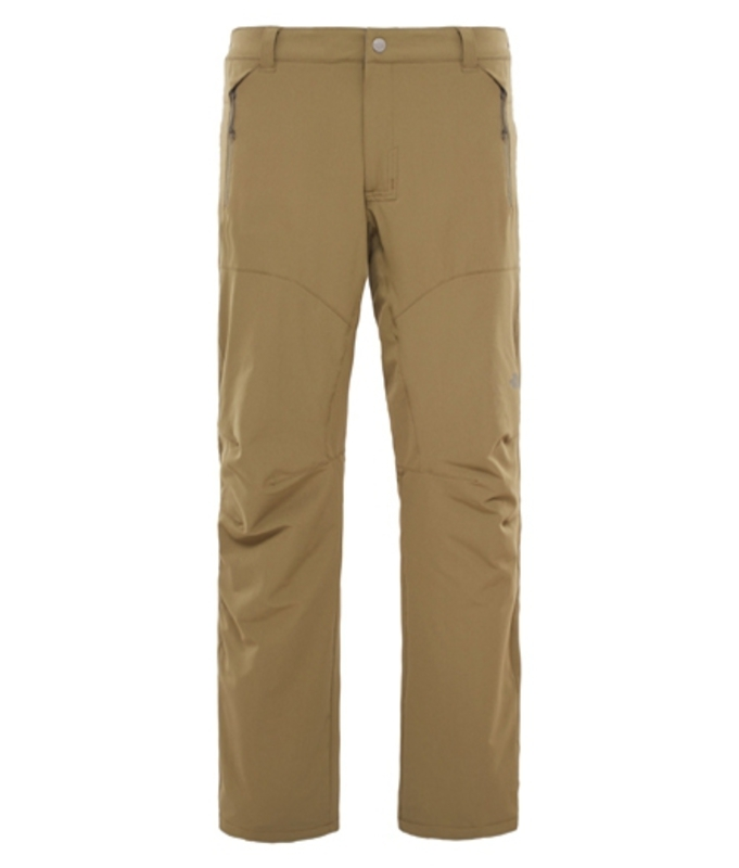 Nohavice The North Face M RUTLAND INSULATED PANT CMQ77D6