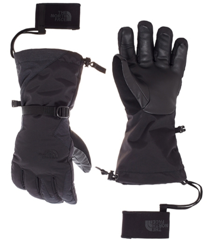 Rukavice The North Face W MONTANA ETIP GLOVE CTH0JK3