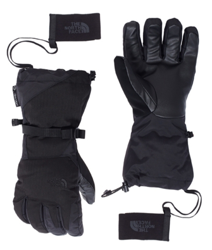 Rukavice The North Face M MONTANA ETIP GLOVE CTG8JK3