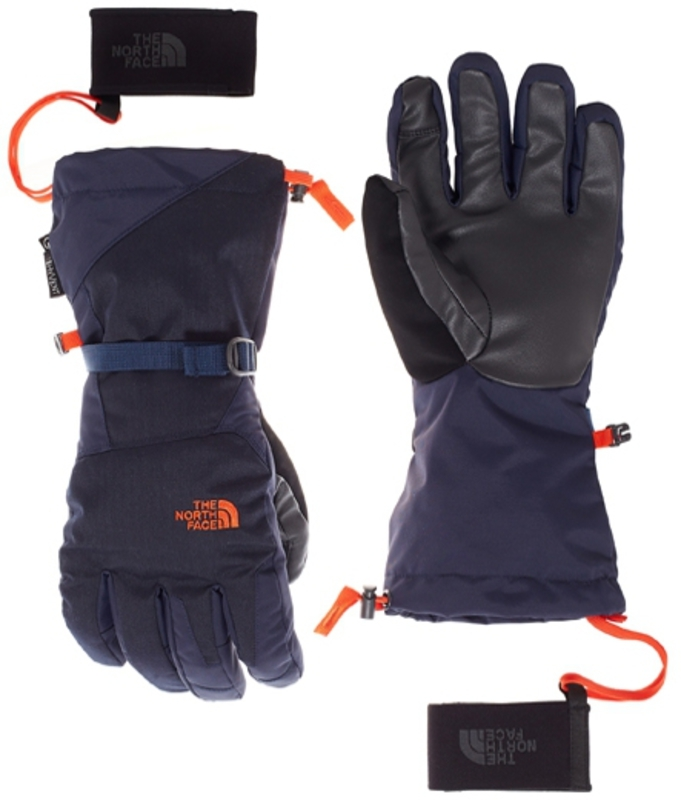 Rukavice The North Face M MONTANA ETIP GLOVE CTG8A7L