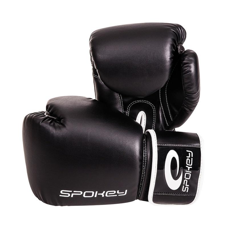 Boxerské rukavice Spokey NINIGI čierne