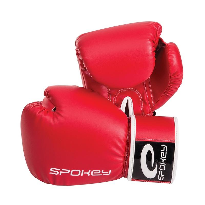 Boxerské rukavice Spokey NINIGI červené