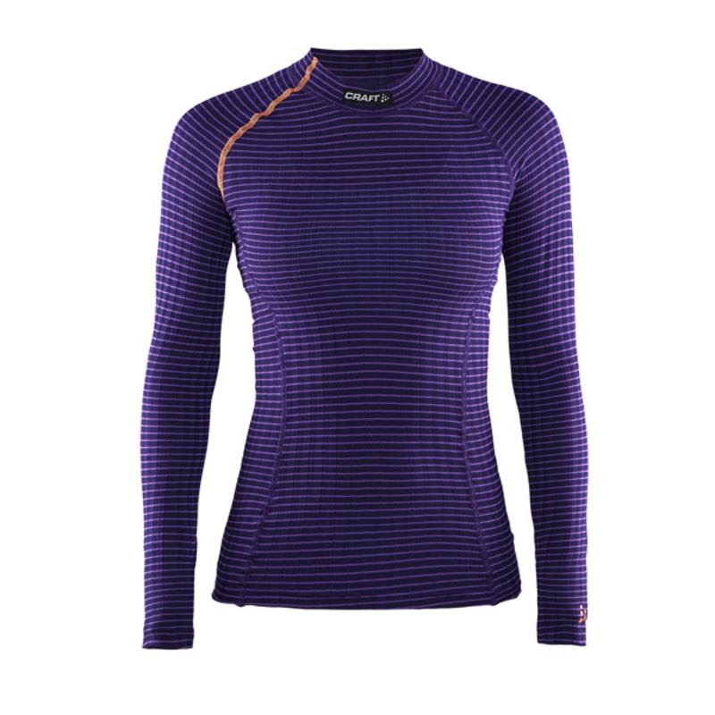Tričko CRAFT Active Extreme LS 1903408-2463 - fialová