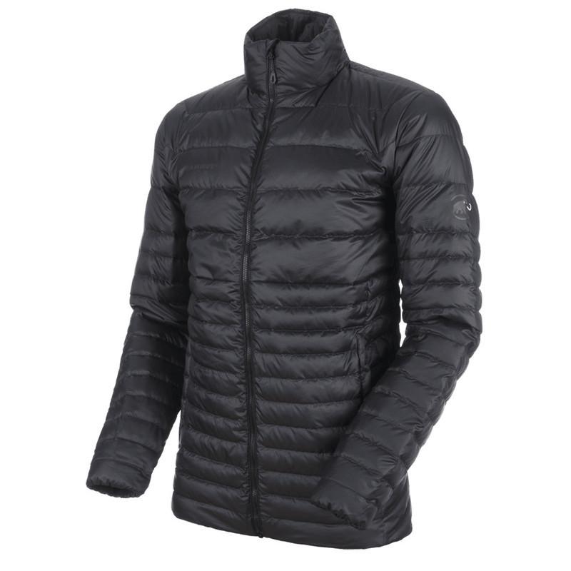 Pánska bunda Mammut Convey IN Jacket Men black phantom 00189 XXL