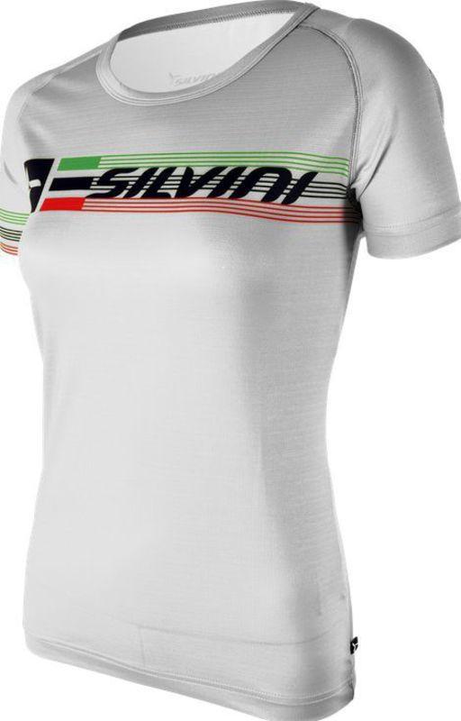 Dámske triko Silvini PROMO WT854 white XS