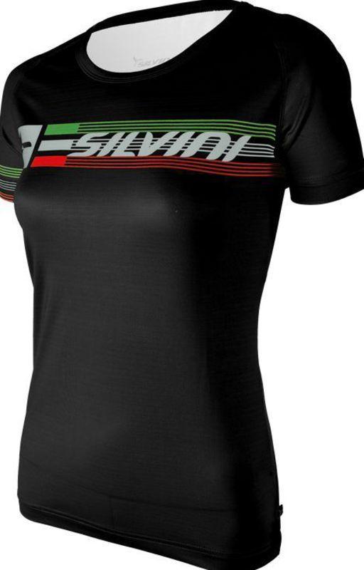 Dámske triko Silvini PROMO WT854 black L