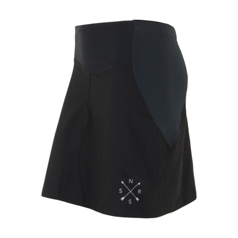 Dámska športové sukňa Sensor Infinity čierna 16100060 M