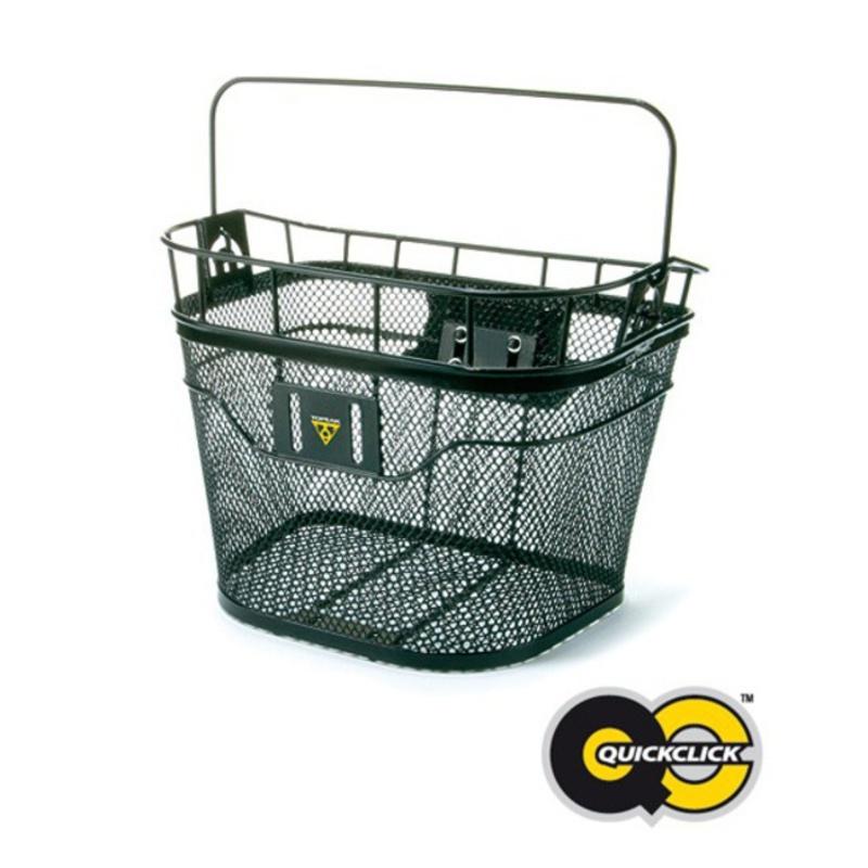 Košík na riadidlá Topeak Fixer 3 čierny TB2001