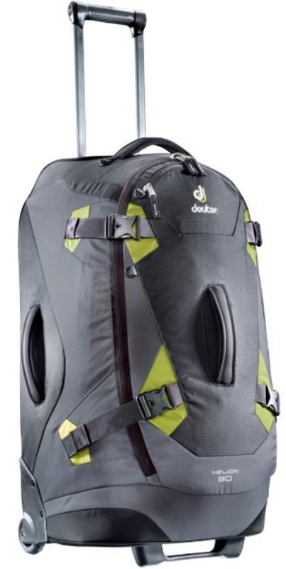 Cestovný taška Deuter Helion 80 black-moss (35852)