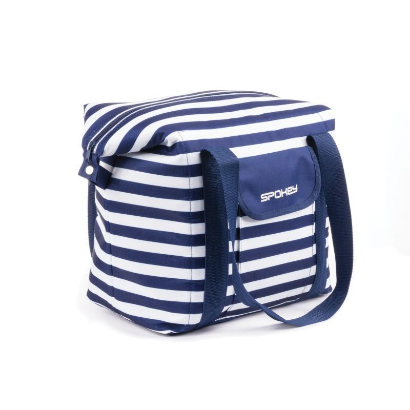 Plážová termo taška Spokey SAN REMO námornícke pruhy