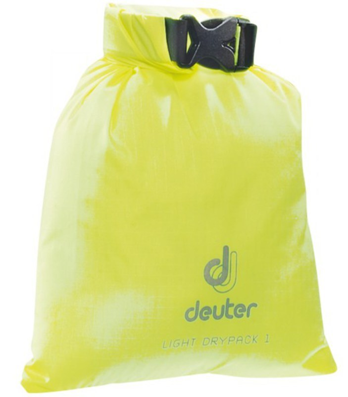 Vodotesný vak Deuter Light Drypack 1 neon (39680)