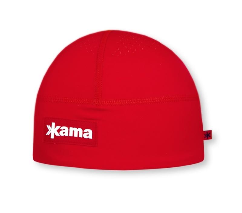 Čiapky Kama A87 104 červená L