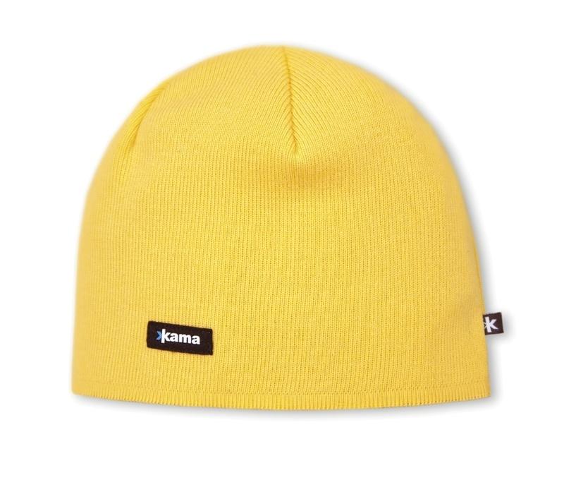 Čiapky Kama A88 102 žltá