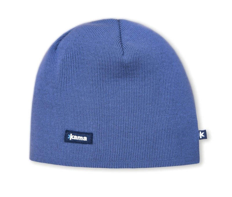 Čiapky Kama A88 107 modrá