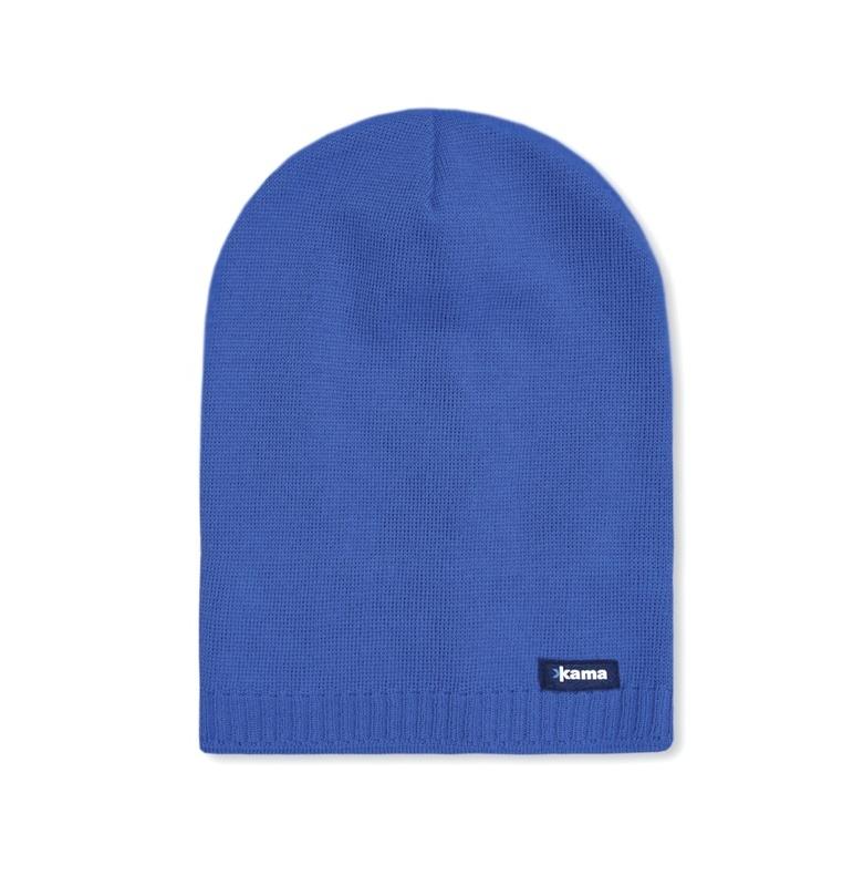 Čiapky Kama A89 107 modrá