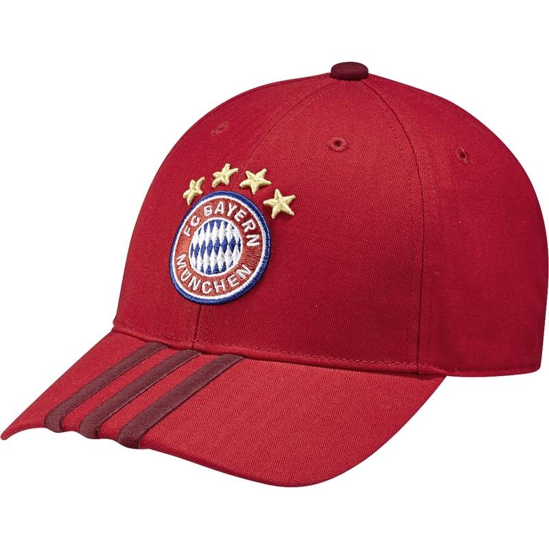 Šiltovka adidas FC Bayern Mnichov AA0747