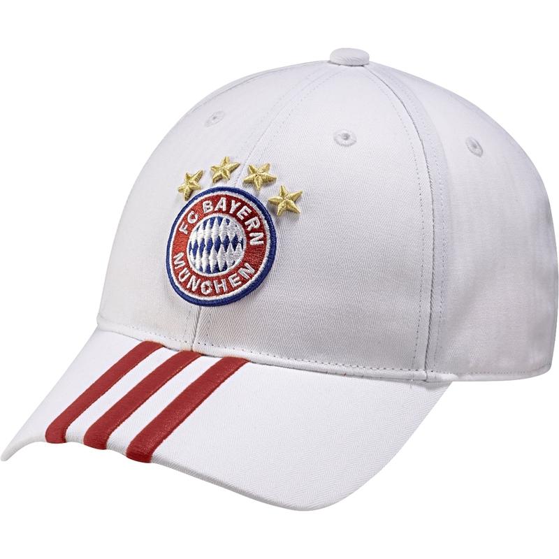 Šiltovka adidas FC Bayern Mnichov AA0748