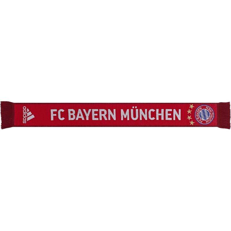 šál adidas FC Bayern Mnichov Scarf AA0759