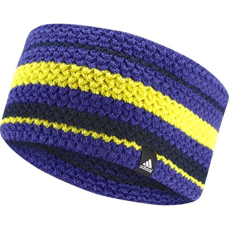 Čelenka adidas Crochet Headband AA2097