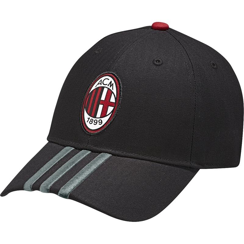 Šiltovka adidas AC Milan 3S AA3011