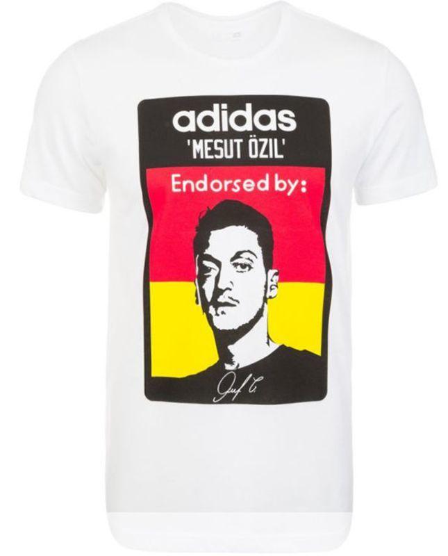 Tričko adidas Oezil Tee AA4007