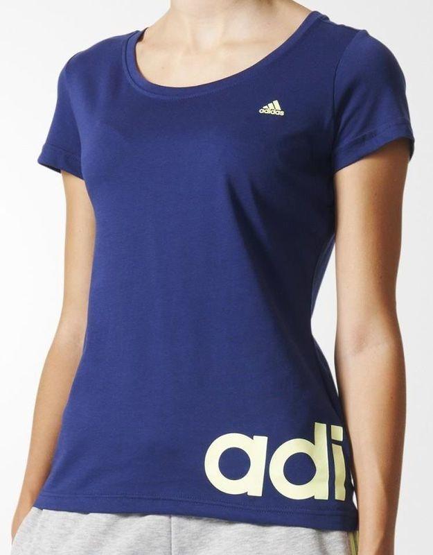 Tričko adidas Essentials Linear Tee AB5785
