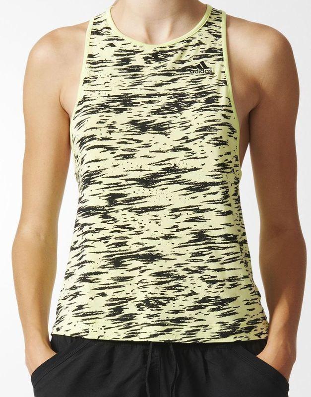 Tielko adidas Gym Style Edge Tank AB5813
