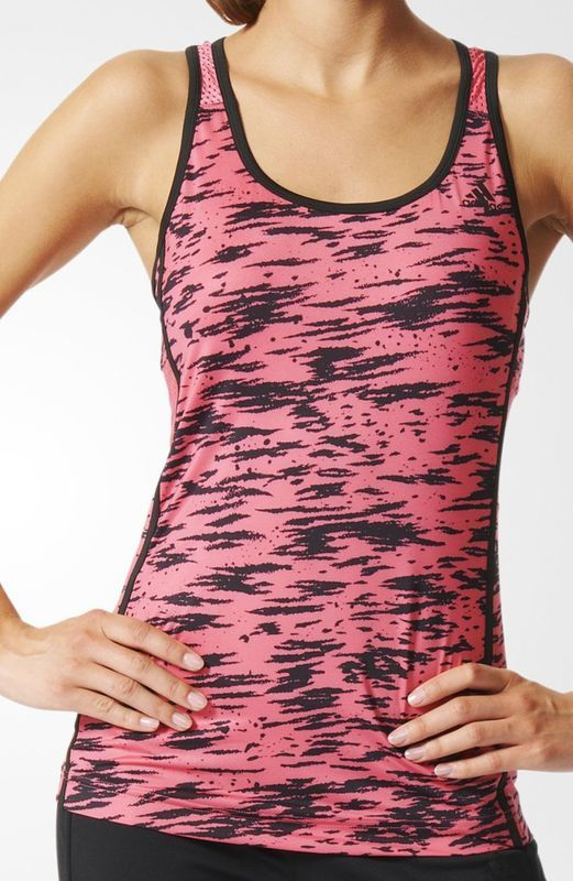 Tielko adidas Gym Style Easy Tank AB5863