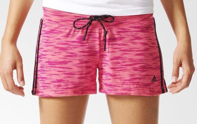 kraťasy adidas Essentials 3S Shorts AOP AB5907