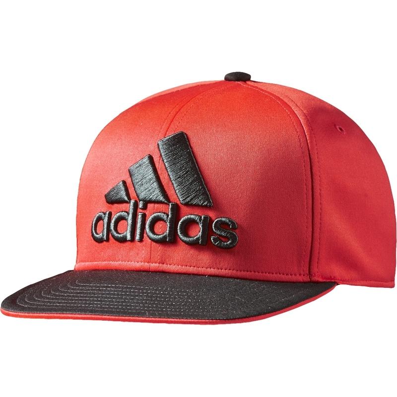 Šiltovka adidas Flat Brim Hat Fitted AB9159