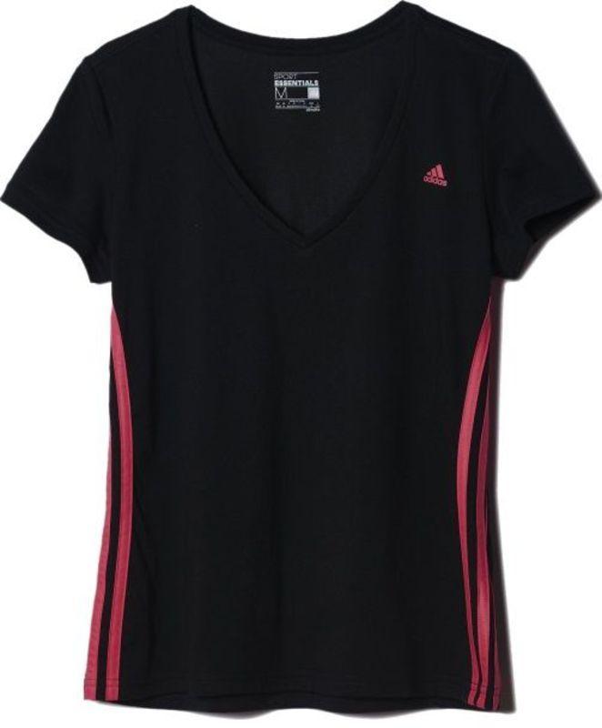 Tričko adidas Essentials Mid 3S Tee AC3271