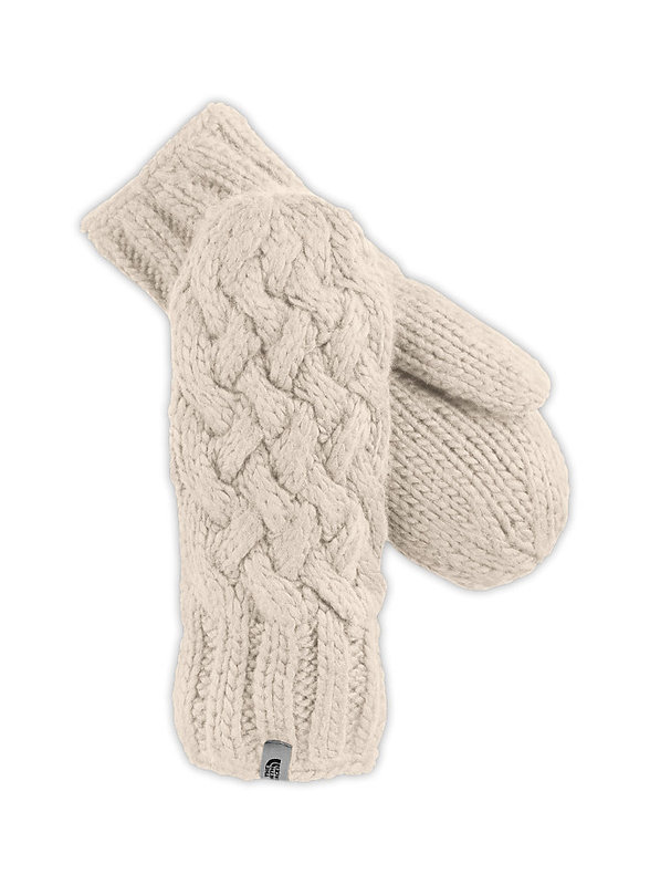 Rukavice The North Face W CABLE KNIT MITT AHHS11P
