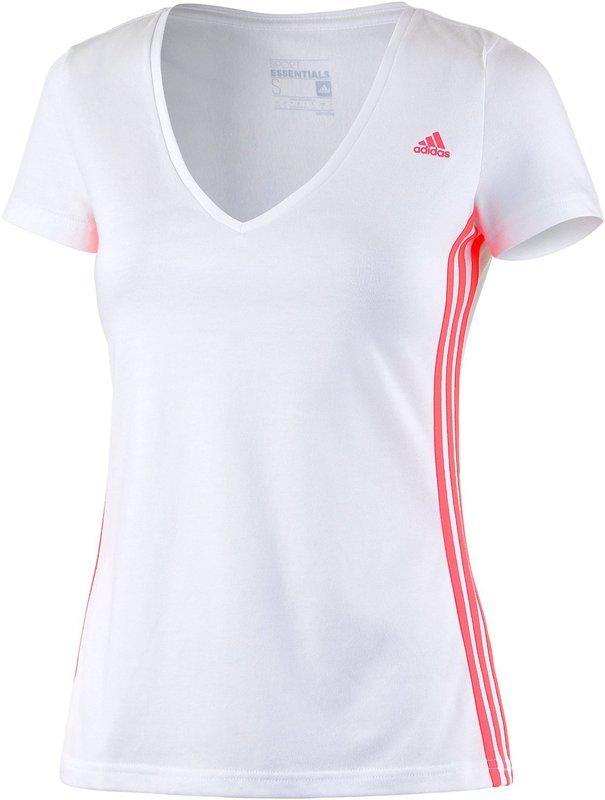Tričko adidas Essentials Mid 3S Tee AI0310