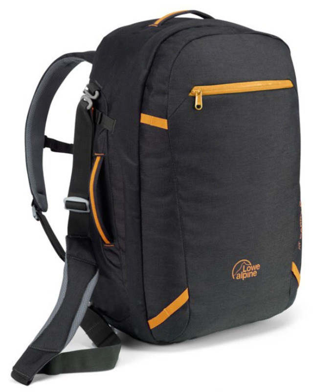 Taška Lowe Alpine AT Carry-On 45 Anthracite / amber